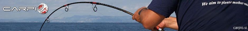 Carpio tackle – Specializirana trgovina z opremo za ribolov! -